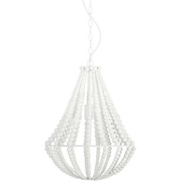 Ongekend Hanglamp Lois kralen wit kopen?   KARWEI XK-15
