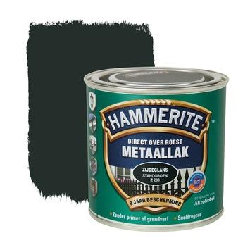 Hammerite Direct over Roest metaallak zijdeglans standgroen 250 ml