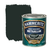 Hammerite Direct over Roest metaallak zijdeglans standgroen 750 ml