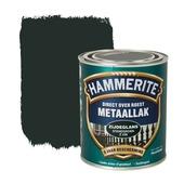 Hammerite Direct over Roest metaallak zijdeglans standgroen 750 ml