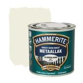 Hammerite Direct over Roest metaallak zijdeglans wit 250 ml