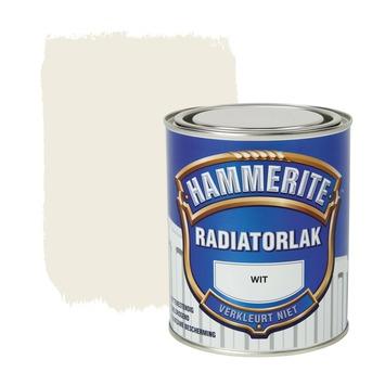 Hammerite radiatorlak wit hoogglans 750 ml