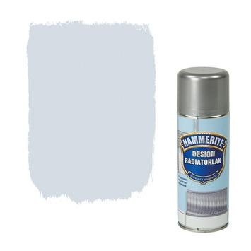 Hammerite radiatorlak spuitlak zijdeglans zilver 400 ml