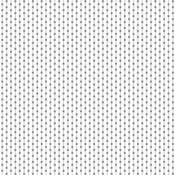 Tafelzeil vintage zwart en wit per centimeter