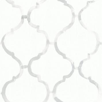 Vliesbehang dana grijs (dessin 101809)