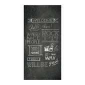 Fotobehang chalkboard (dessin 89397)