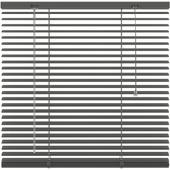 KARWEI horizontale jaloezie antraciet (226) 60 x 130 cm - 25 mm