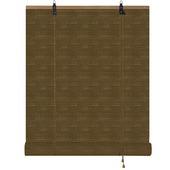 KARWEI roll-up bamboe bruin gemêleerd (1029) 90 x 180 cm
