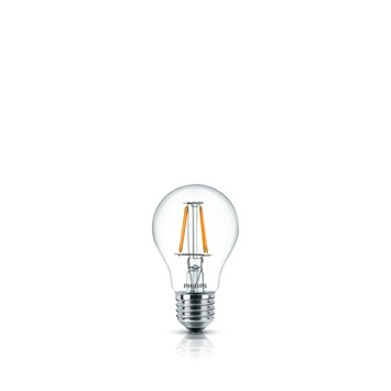 Philips ledlamp filament peer E27 4,3W