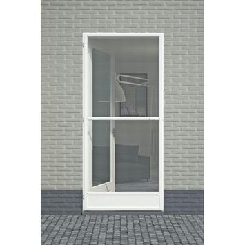 Bruynzeel hordeur S800 100x235 cm wit