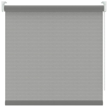 KARWEI rolgordijn ausbrenner grijs (3558) 210 x 190 cm