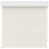 KARWEI roljaloezie linnen wit (4328) 90 x 160 cm