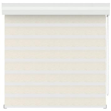KARWEI roljaloezie linnen wit (4328) 120 x 160 cm