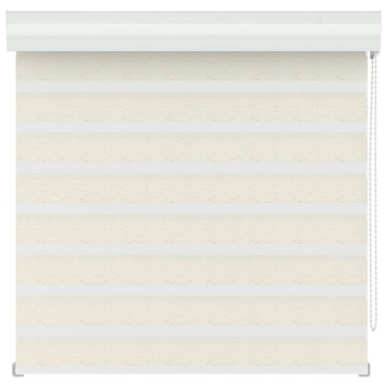 KARWEI roljaloezie linnen wit (4328) 150 x 210 cm