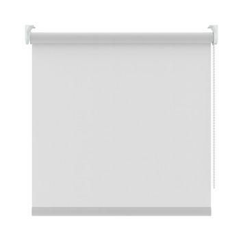 KARWEI rolgordijn uni wit (5700) 90 x 190 cm (bxh)