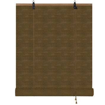 KARWEI roll-up bamboe bruin gemêleerd (1029) 150 x 180 cm (bxh)