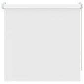 Decosol rolgordijn t.b.v. draaikiepraam sneeuwwit verduisterend (5715) 77 x 160 cm