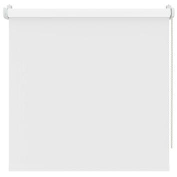 Decosol rolgordijn t.b.v. draaikiepraam sneeuwwit verduisterend (5715) 107 x 160 cm (bxh)