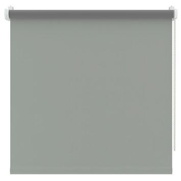 Decosol rolgordijn t.b.v. draaikiepraam muisgrijs verduisterend (5749) 127 x 160 cm