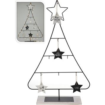 Kerstboom Metaal. Elegant Houten Kerstboom X Cm Grijs With Kerstboom ...