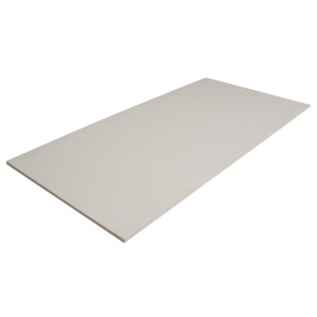Hardhout multiplex gegrond 122x61 cm dikte 5,5 mm