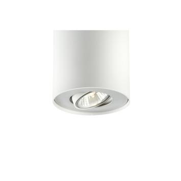 Philips myLiving plafondspot Pillar wit