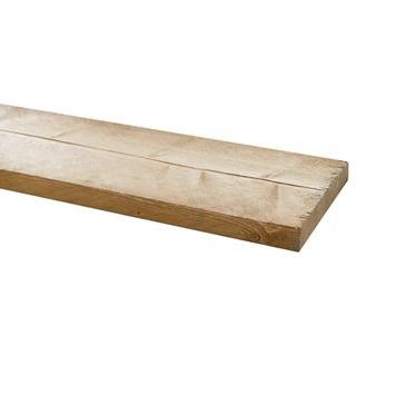 Steigerhout ca. 32x200 mm, lengte 250 cm verouderd