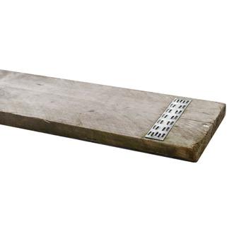 Gebruikt steigerhout ca. 30x195 mm, lengte 250 cm