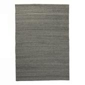 vtwonen vloerkleed Cord antraciet 160x230 cm