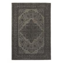 Vloerkleed Abadan antraciet 160x240 cm