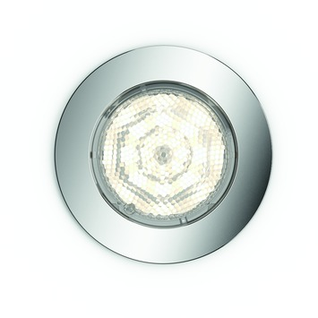 Philips LED inbouwspot Dreaminess Chroom 1X4,5W