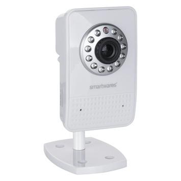 Smartwares Beveiligingscamera IP C723 Binnen met Nachtzicht en Bewegingsdetectie WIFI App