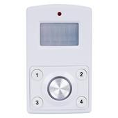 Smartwares SC40 ruimte bewegings-alarm met pincode 105 dB