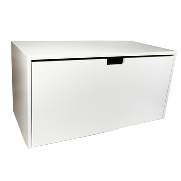 GAMMA | Avignon speelgoedkist mdf wit 50x80x40 cm kopen? |