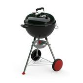 Weber BBQ Kettle Plus zwart 47CM