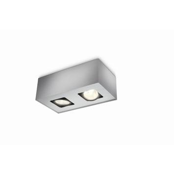 Philips myLiving duospot Tempo aluminium