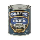 Hammerite Direct over Roest metaallak structuur geborsteld metaal 750 ml