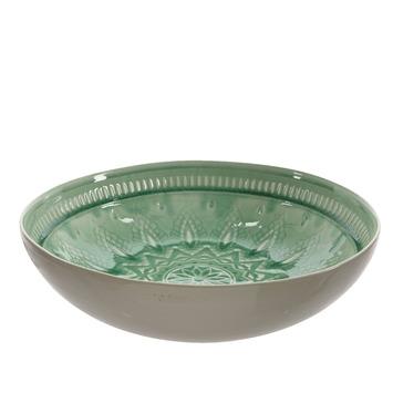 Ongekend Kom aardewerk Ø31x8 cm mintgroen kopen? | KARWEI TI-41