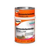 Alabastine warmwaterbestendige tegellak wit 750 ml