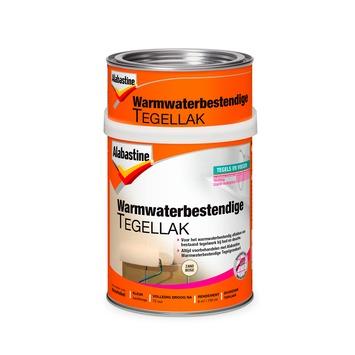 Alabastine warmwaterbestendige tegellak zandbeige 750 ml