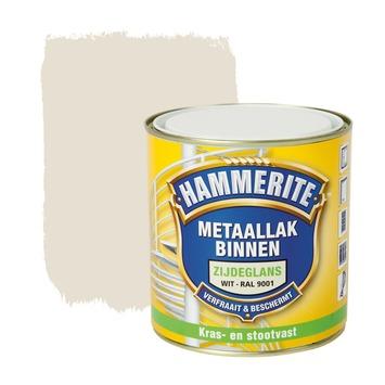 Hammerite Direct over Roest metaallak zijdeglans ral 9001 500 ml