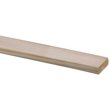 Lat grenen DD-vorm 18x55 mm lengte 210 cm