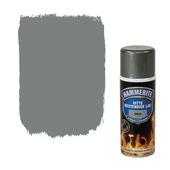 Hammerite hittebestendige lak zijdeglans grijs 400 ml