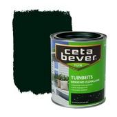 CetaBever tuinbeits donkergroen dekkend 750 ml