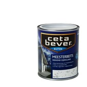 CetaBever Meesterbeits wit dekkend 750 ml