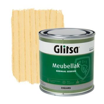 Glitsa meubellak eiglans blank 250 ml