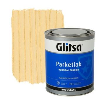 Glitsa parketlak hoogglans blank 750 ml
