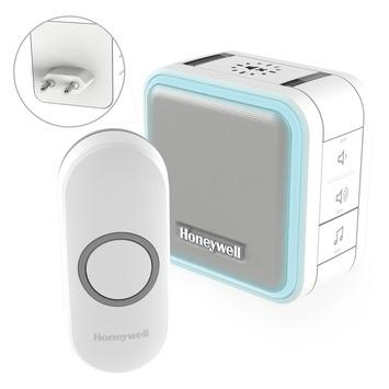 Honeywell Halo deurbelset draadloos Plug-In