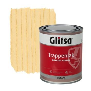 Glitsa trappenlak eiglans blank intensief gebruik 750 ml