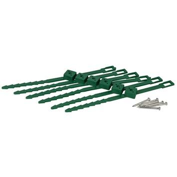 Klimplantgeleiders 25-45 mm (6 stuks)